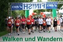Walken und Wandern 1